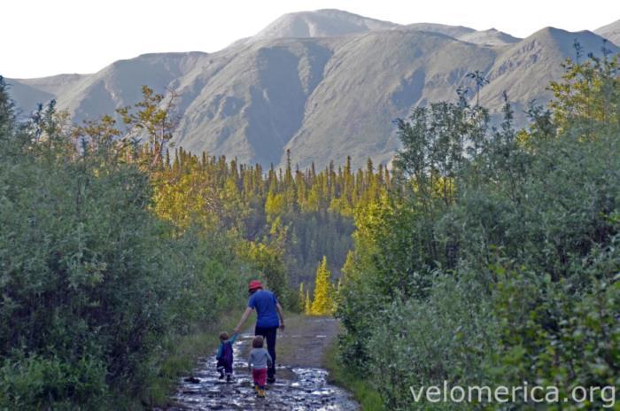 Wanderung zur Rambler Mine