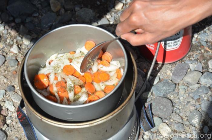 Karotten & Zwiebeln