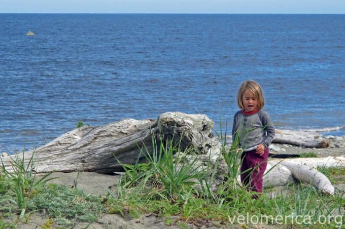 Marla in Tlell am Meer